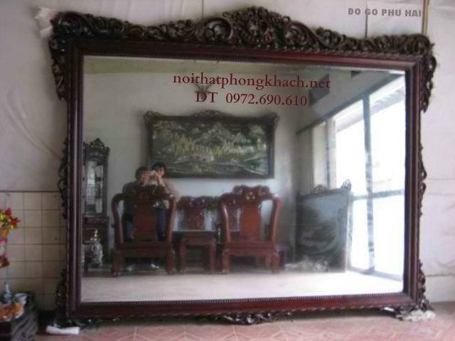 Gương tường ,Gương treo tường GT05