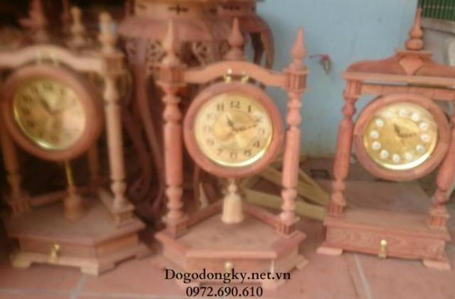 Đồng hồ mỹ nghệ đẹp dùng làm quà tặng, Quà Biếu DH146...