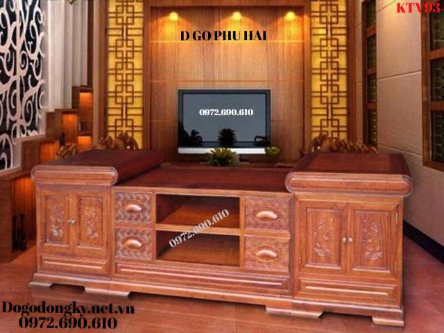 05 Mẫu Kệ Để Tivi Đẹp, Tủ Kệ Tivi Dogodongky.net.vn KTV93