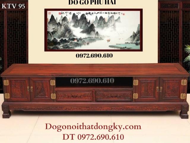 Mẫu Kệ Tivi Kiểu Hiện Đại Dogonoithatdongky.com KTV95