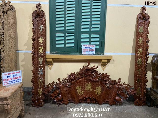 Nơi Bán Bộ Cuốn Thư Câu Đối ( Dát Vàng ) Tại TP Thái Bình H...